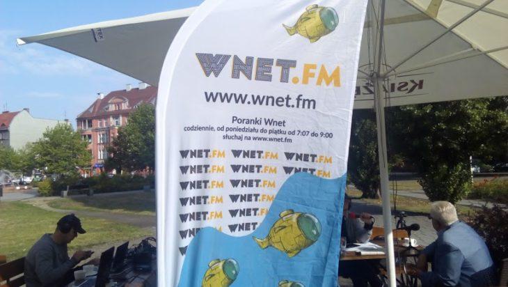 Banner Radia Wnet