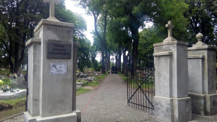 Zapomniane groby to zapomniana historia