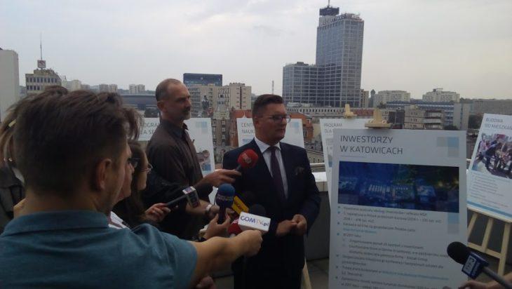 Prezydent dr Marcin Krupa podsumowuje