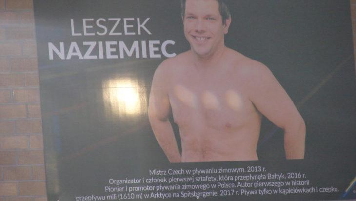 Galeria Sławy - Leszek Naziemiec