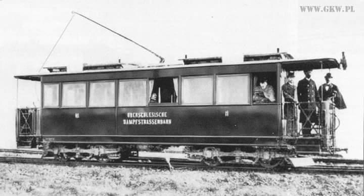 120 lat tramwaju w Siemianowicach Śląskich