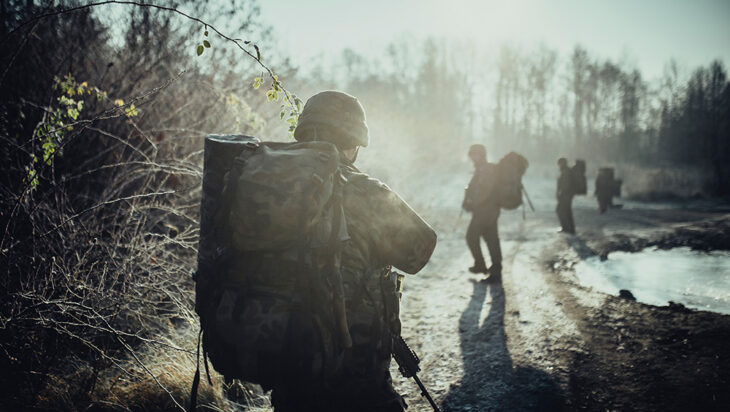13 Śląska Brygada Obrony Terytorialnej ma roczek