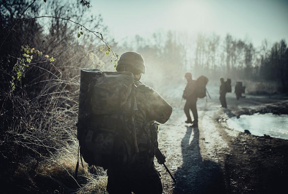 428 żołnierzy Terytorialnej Służby Wojskowej