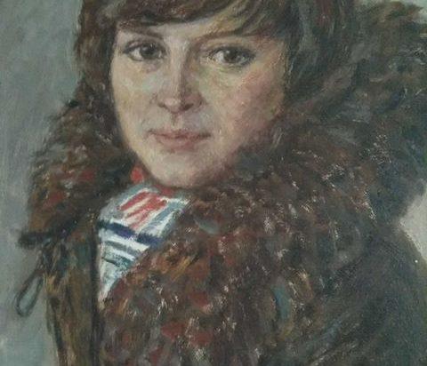 Prywatny portret w kożuszku góralskim