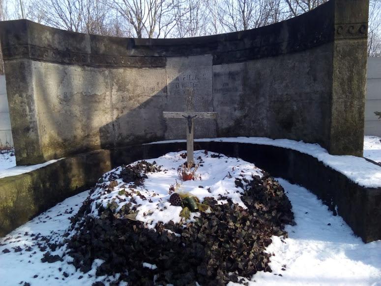 2. Zapomniany grób Wilhelma Fitznera