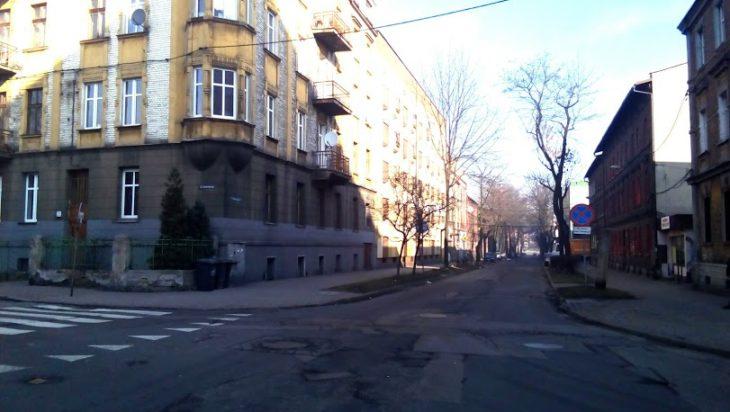 Ulica do remontu