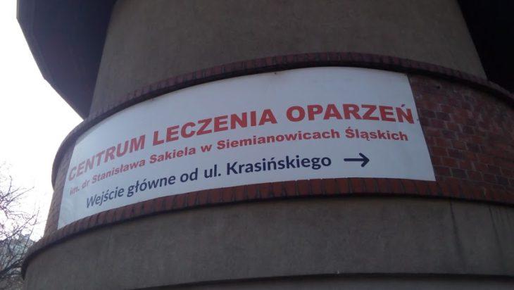 Centrum Leczenia Oparzeń im. dra Stanisława Sakiela ma międzynarodową renomę.