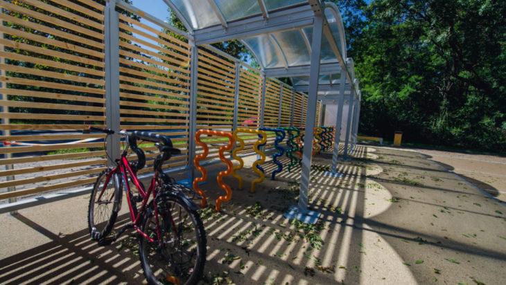 stacje rowerowe