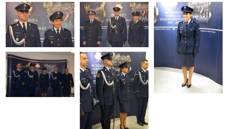 policja ma nowe mundury