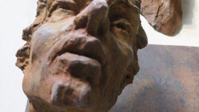 Jacek Kiciński, rzeźbiarz z Siemianowic