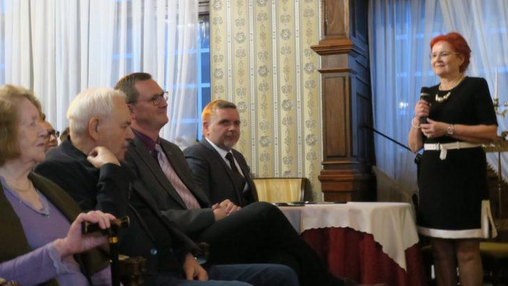 Władze Siemianiowic reprezentowali przewodniczący Rady Miasta Adam Cebula i sekretarz miasta Adam Skowronek.
