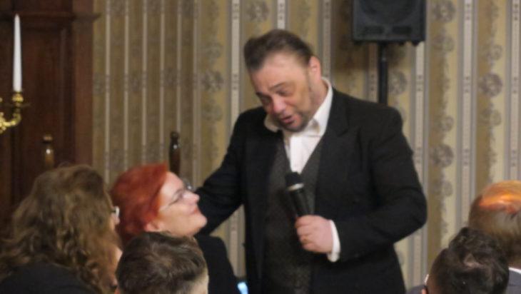 Sławny tenor Juliusz Ursyn – Niemcewicz i jego O Sole Mio.