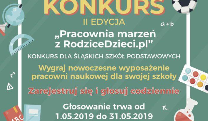 """""""Pracownia marzeń z RodziceDzieci.pl"""""""