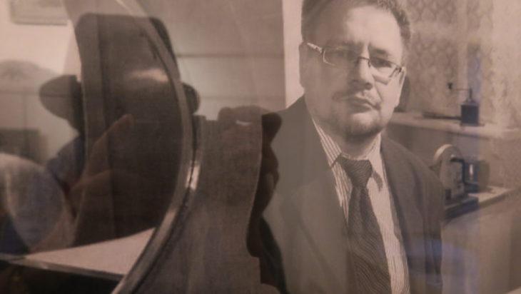 Była też wystawa zdjęć Krystiana Hadasza, dyrektora, poety i muzykologa.