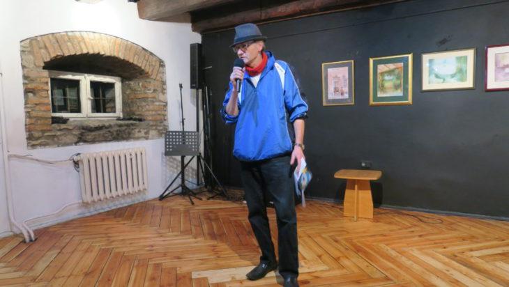 Swoje wiersze zaprezentował też nasz współpracownik Zbigniew Al. Wieczorek.