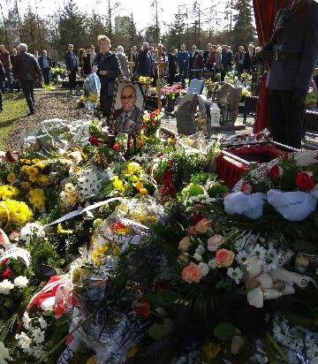 Pogrzeb Józefa Koguta