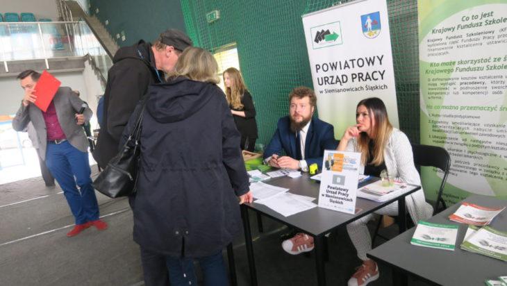 Oferta Powiatowego Urzędu Pracy w Siemianowicach.