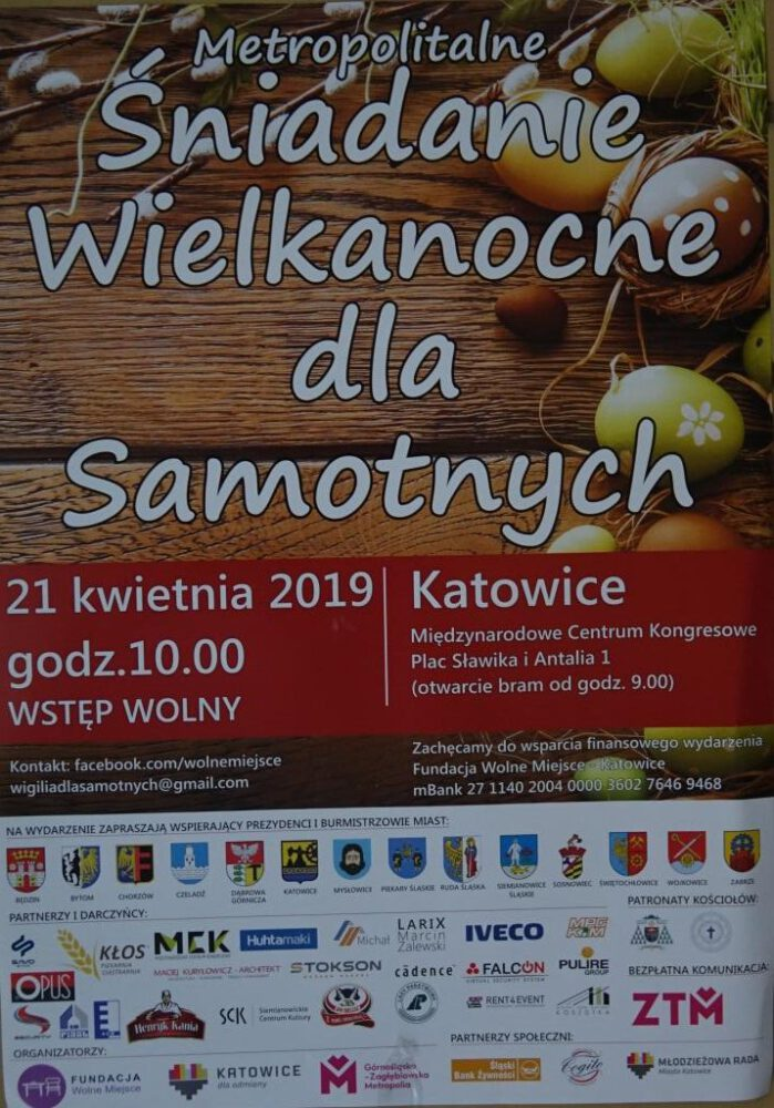 Największe Śniadanie Wielkanocne w Polsce