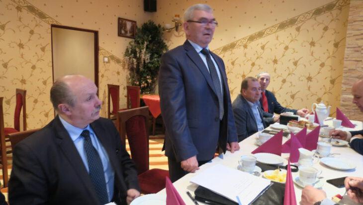 Stare-nowe władze siemianowickich przedsiębiorców