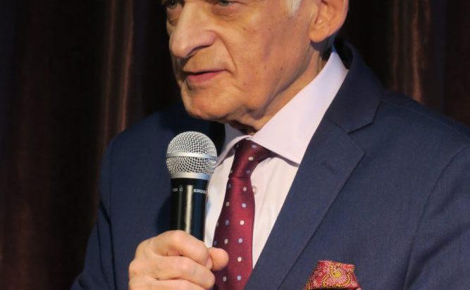 Prof. Jerzy Buzek.
