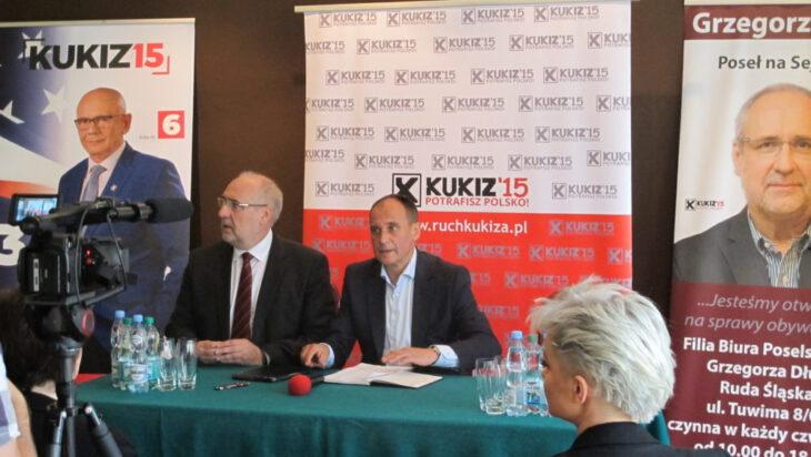 Konwent Kukiz'15 w Gliwicach