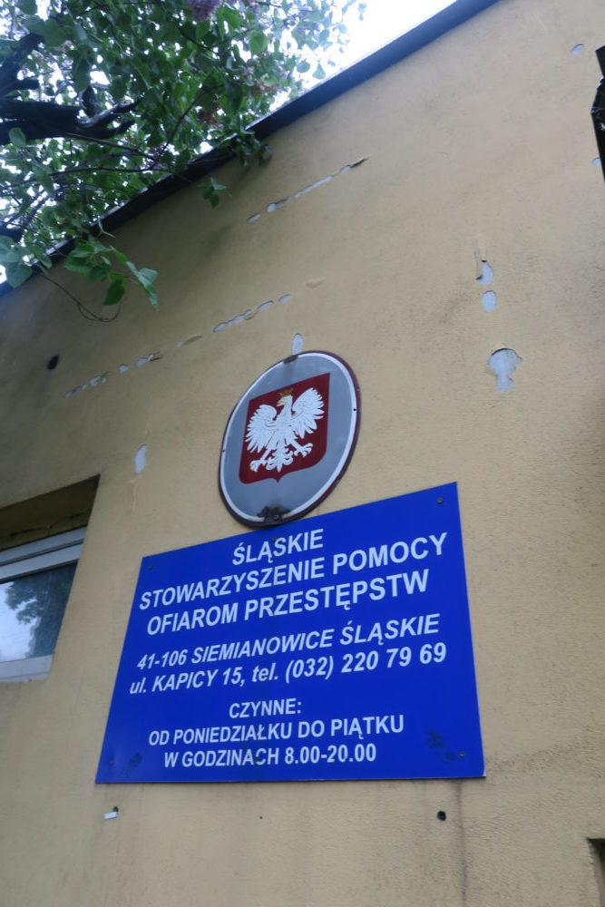 Śląskie Stowarzyszenie Pomocy Ofiarom Przestępstw