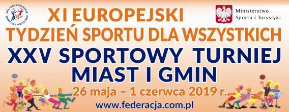 XXV Sportowy turniej miast i gmin