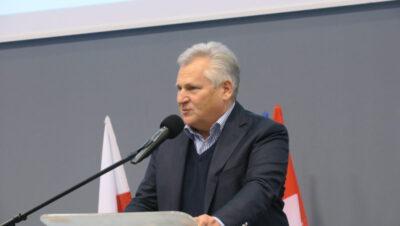 O polityce z kulturą. Konferencja z udziałem Aleksandra Kwaśniewskiego