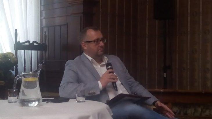 Panel prowadził red. Przemysław Jedlecki.