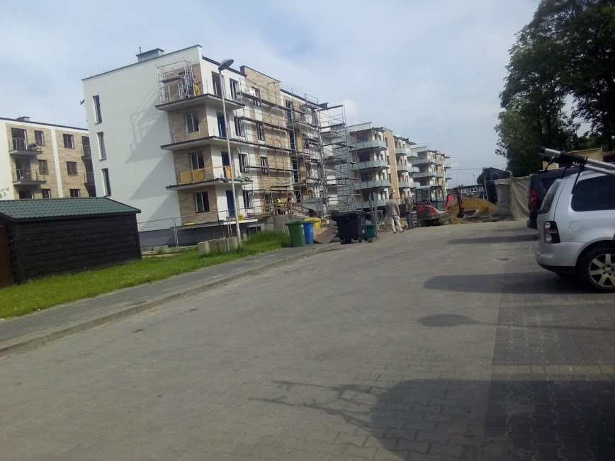 Nowe mieszkania Siemianowice
