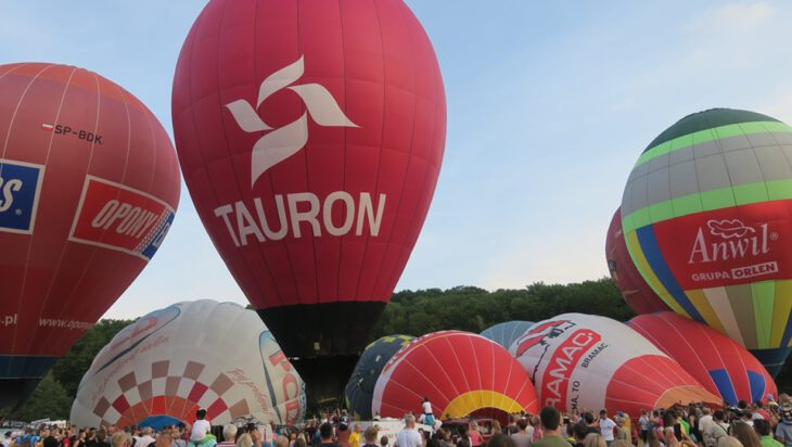 Balony nad Jurą