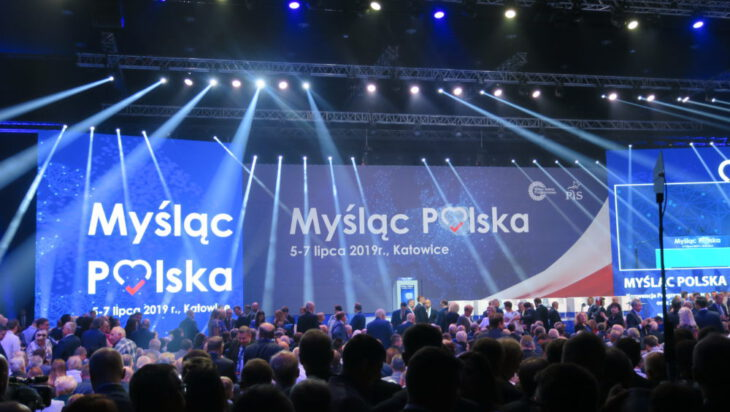 Myśląc Polska – start wyborczej kampanii PiS-u