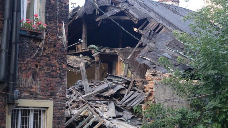 Katastrofa budowlana przy ul. Jana III Sobieskiego