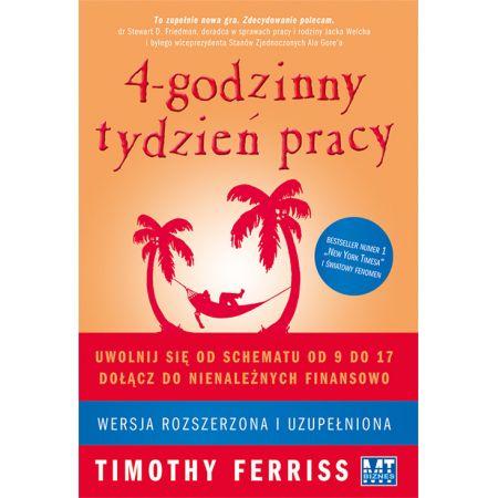 4-godzinny tydzień pracy autorstwa Timothy Ferrissa