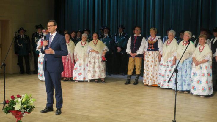 Premier Mateusz Morawiecki pokazał, że problemy Śląska nie są mu obce.