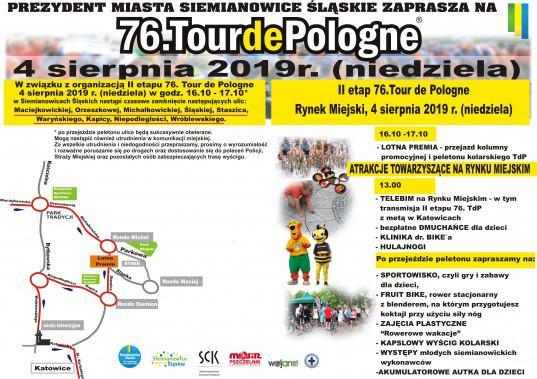 76. Tour de Pologne – wolontariusze poszukiwani !
