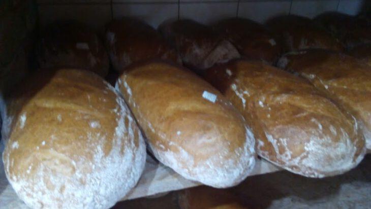 Chleb świeży wieczorową porą