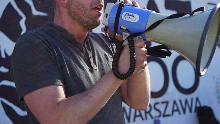 Maciej Konieczny Partia Razem, czyli Lewica.