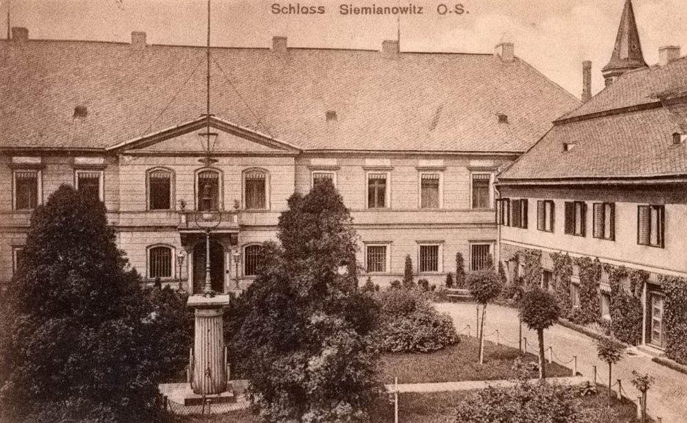 Pałac Donnersmarcków Siemianowice