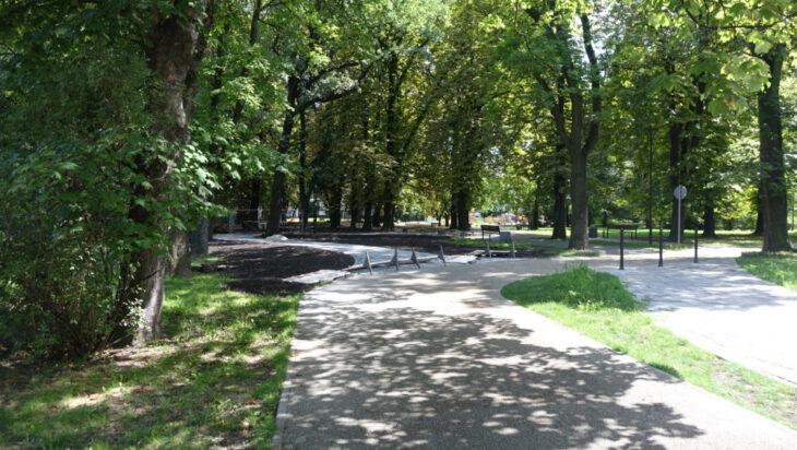 Więcej w parku, więcej parków