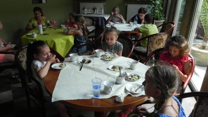 Dlaczego jedzenie ma smak?