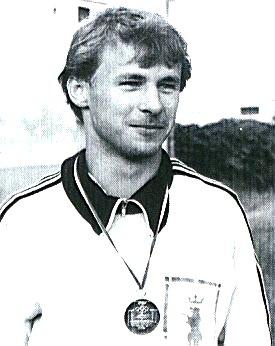 Jarosław Siuj jako zawodnik…