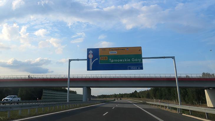 Bliżej i wygodniej do Częstochowy