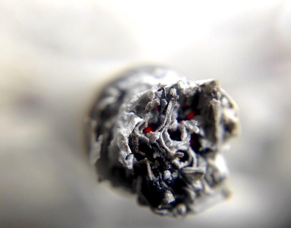 palenie trawki