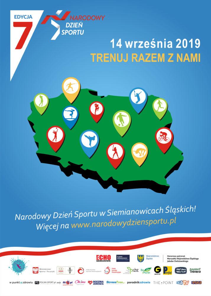 narodowy dzień sportu - siemianowice