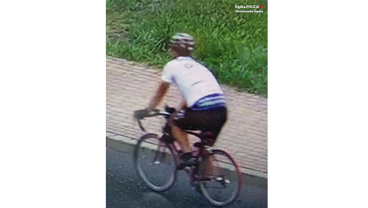 Pirat na rowerze!