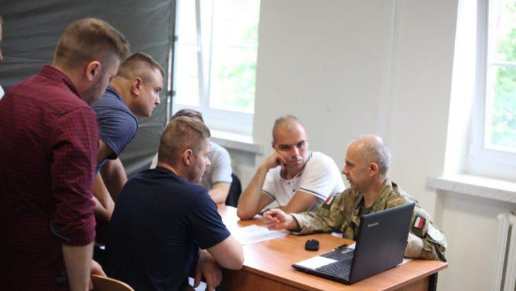 wojska obrony terytorialnej gliwice bytom szkolenie