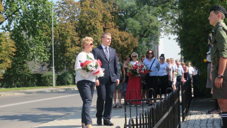 Delegacja PiS w Siemianowicach Śląskich.