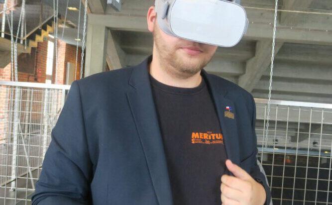 Wirtualne okulary z Meritum.