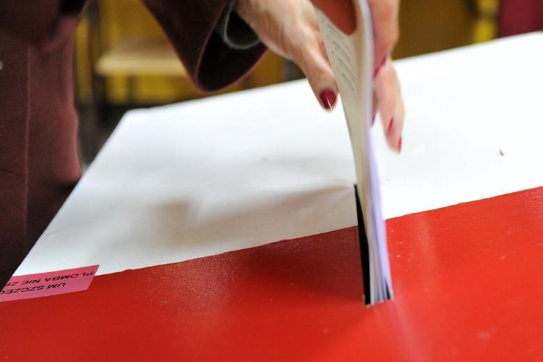 Wybory parlamentarne w Polsce.